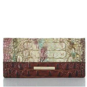 Brahmin Leather Ady Wallet